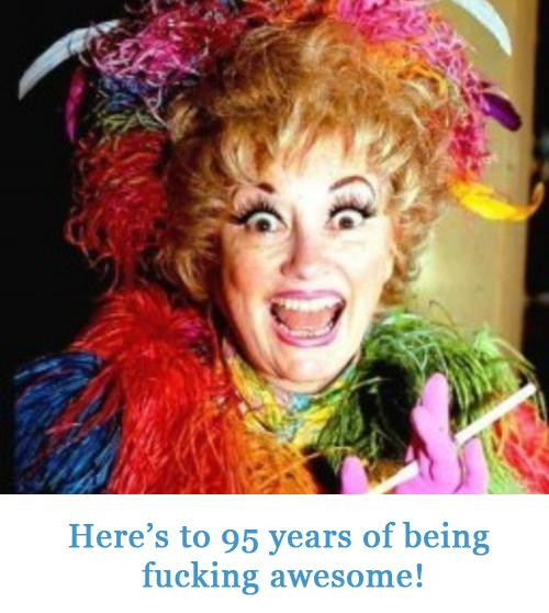 I Still Miss Phyllis Diller