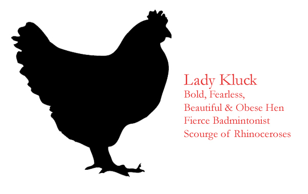 Lady Kluck