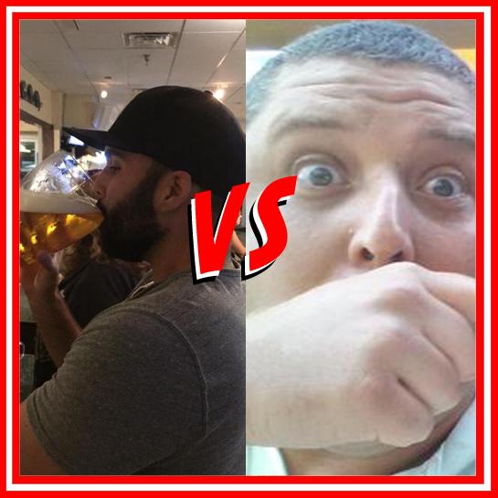 Brandon Glover vs. Drunk At Disney