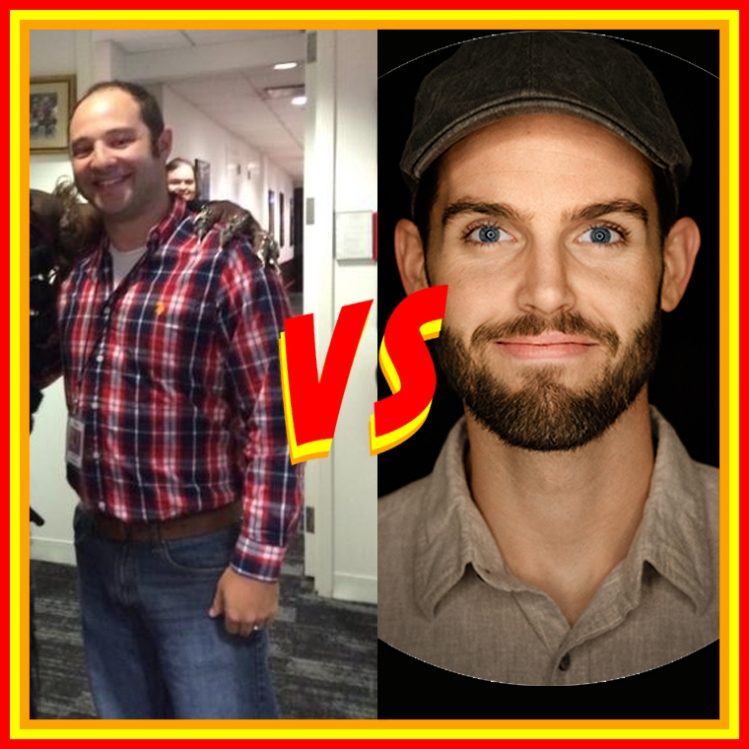 Matt Hochberg vs. Matt Hansen