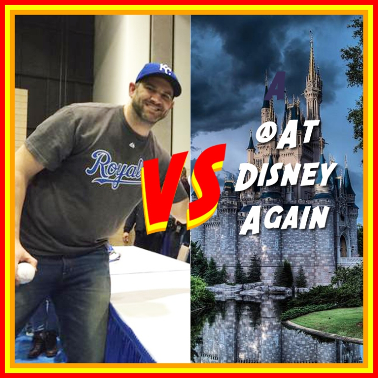 Nate Parrish vs. At Disney Again