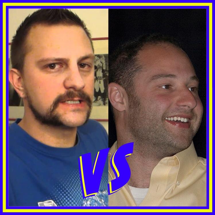 Tim Tracker vs. Matt Hochberg