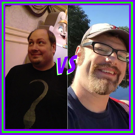 Turkey Leg Jeff vs. Kevin Quigley